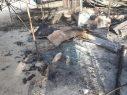 BOCA CHICA: Incendio arrasa con varios negocios comida