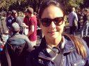 EU: Raquel Muñoz, una dominicana que crece detrás de cámara