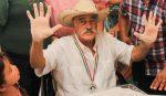 Actor Andrés García recibe homenaje en el Paseo de la Fama de Las Vegas
