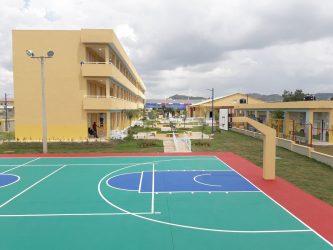HATO MAYOR: Presidente Danilo Medina inaugura dos escuelas