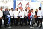 Presidente inaugura centro Bahoruco y unidad violencia género Barahona