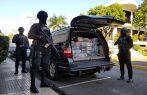 Autoridades ocupan 144 paquetes de droga en puerto multimodal Caucedo