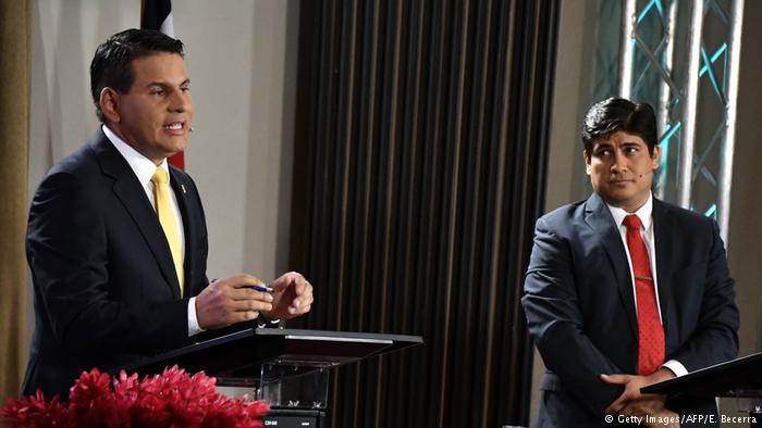 Carlos Alvarado ganó elecciones presidenciales de Costa Rica