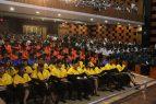 UNAPEC gradúa 527 profesionales en tres investiduras simultáneas