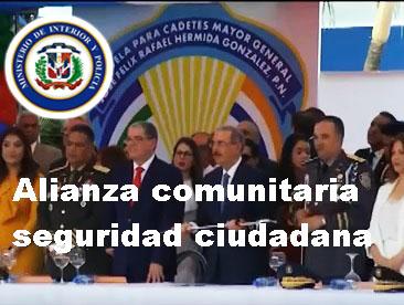 Ministerio Interior y Policia