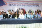 INABIE lleva programa salud visual a provincia Duarte, invierte 18 millones de pesos