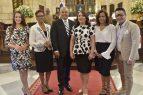 Acroarte celebra misa por sus 34 años de fundación