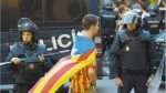 BARCELONA: Allanan la sede del gobierno y arrestan funcionario
