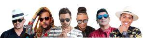Música tropical, pop y urbana en aniversario Anfiteatro PP