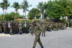 BARAHONA: Cientos de soldados siguen llegando a frontera sur de RD