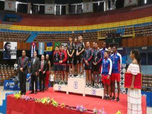 RD obtiene medallas de bronce en Tenis de Mesa Latinoamericano