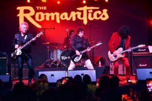 The Romantics pone a vibrar el Hard Rock Live Blue Mall