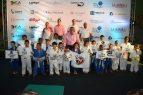 Infantiles sobresalen en Copa de clubes Geraldino Judo