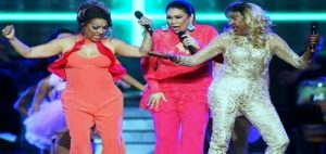 Milly, Fefita y Maridalia actuarán en el 'Centro Español