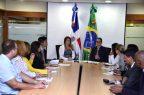 República Dominicana y Brasil evalúan proyectos de cooperación