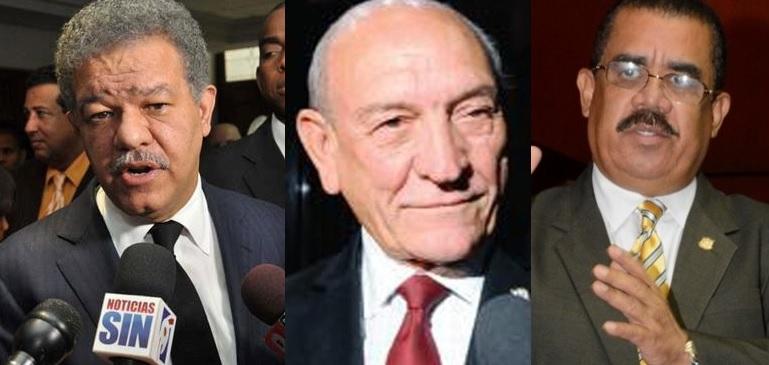 Hay desacuerdo entre Leonel y senadores PLD por las primarias