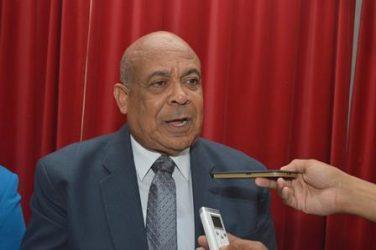García Duvergé llama autoridades del PRD a abrir las puertas de ese partido