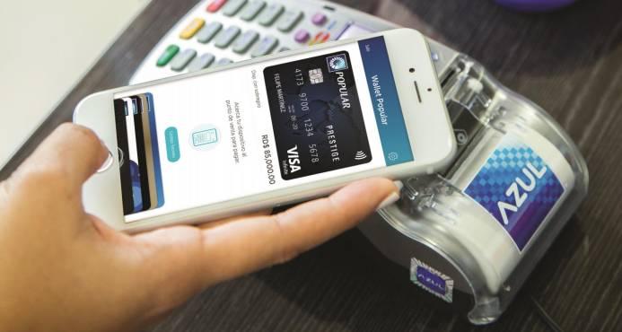 Wallet Popular, una billetera virtual, para pagos móviles sin contacto