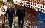 CUBA: En su primera actividad oficial, Díaz-Canel recibió a Maduro