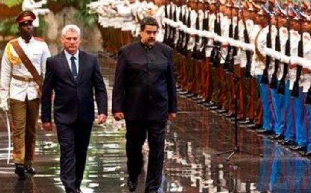 Nuevo presidente y anuncio de reforma constitucional — Cuba