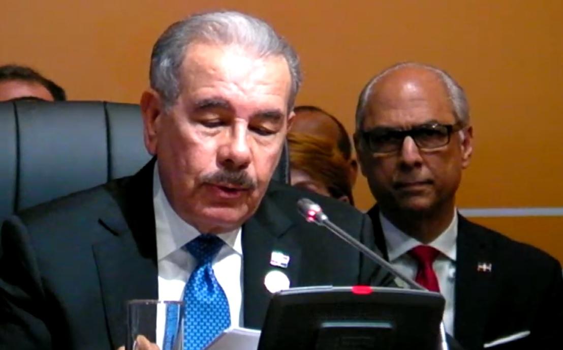 PERU: Medina pide legislaciones más transparentes en AL ante corrupción