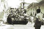 Presidente rememora la Guerra Constitucionalista de abril de 1965