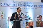 Ministro de Educación exhorta a los directores a ser transparentes