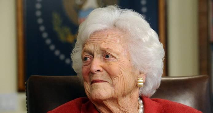 EEUU: Fallece la ex primera dama Barbara Bush a los 92 años de edad
