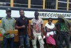 Migración detiene a 260 haitianos en San Pedro de Macorís y ocupa drogas