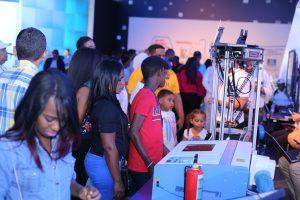 República Digital hace clic con el público Feria Internacional del Libro