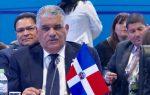 PERU: Canciller dice Gobierno RD combate corrupción y baja la pobreza