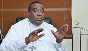 Obispo critica asesinatos de mujeres;  llama a sembrar la paz en año 2020