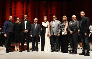 Orquestas sinfónicas de RD y Alemania unidas por la buena música