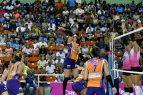 Caribeñas a final voleibol superior, Guerreras clasifican