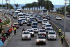 """Autoridades inician """"carreteo"""" para el retorno seguro de vacacionistas"""