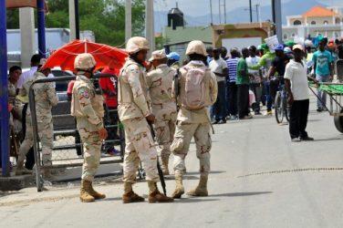 Haitiano muere durante incidente con militares en la frontera