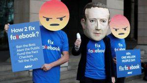Facebook crece y crece a pesar de los escándalos