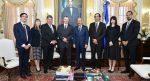 Enviado comercial del Reino Unido visita República Dominicana