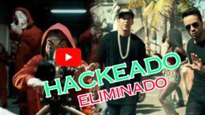 Hackean plataforma Vevo en Youtube y eliminan videoclip de «Despacito»