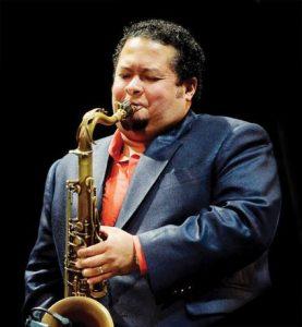 Sandy Gabriel y Ernesto Núñez en concierto de Jazz del año
