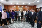 Cámara de Diputados reconoce a Rafael Núñez Grassals