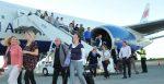 Llegada turistas a Rep. Dominicana aumentó 14,7 % en marzo, dice el BC