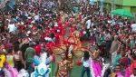 Culmina con éxito el Carnaval Popular de Los Alcarrizos
