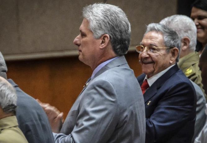 LA HABANA: Ingeniero Miguel Díaz Canel es nuevo presidente de Cuba