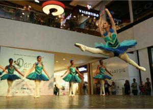 Plaza Galería 360 celebra el mes de la danza