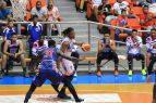CDP toma delantera en la  final baloncesto de Santiago