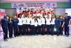 Presentan Selección Voleibol Femenino irá Liga de Naciones