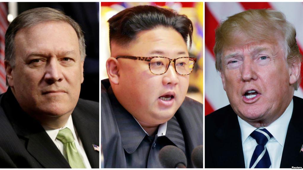 EEUU y Norcorea en diálogo de alto nivel — Trump