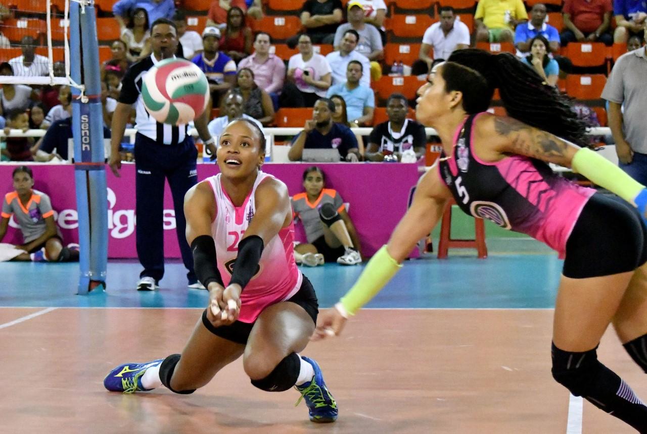 RD, Colombia y Brasil dominan en Copa Panam de Voleibol