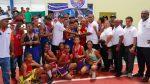 Club Rubén Espino gana campeonatoboxeo de Santiago